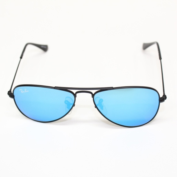 d46f0480a Ray-Ban Accessories | Vintage Rayban Junior Blue Aviator Sunglasses ...
